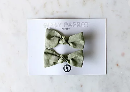 Gipsy Parrot Babypinnit, Olive Green