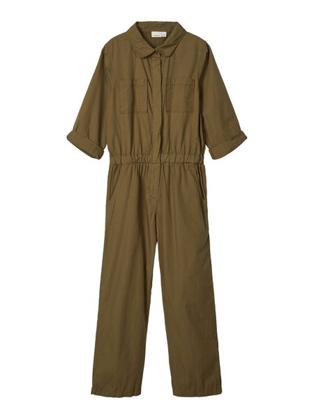 Name It Nkfdura LS Jumpsuit Ivy Green