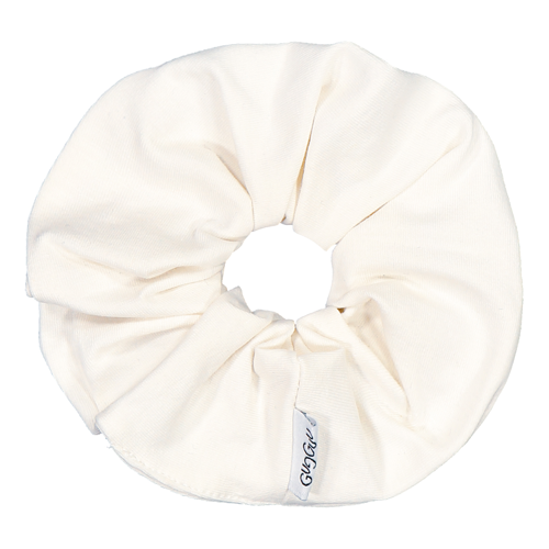 Gugguu Scrunchie, White Sand