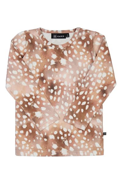 Kaiko Copper Bambi T-Shirt LS
