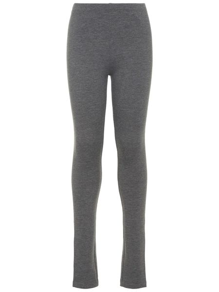 Name It Nkfdavina Sweat Legging Noos Dark Grey Melange