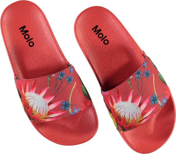 Molo Kids SS20 Zhappy Australian Flowers Sandals