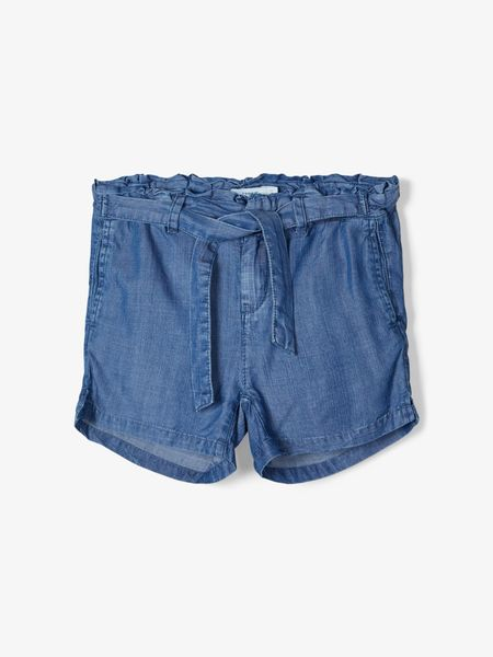Name It Nkfrandi Dnmtakaren Shorts Noos Medium Blue Denim