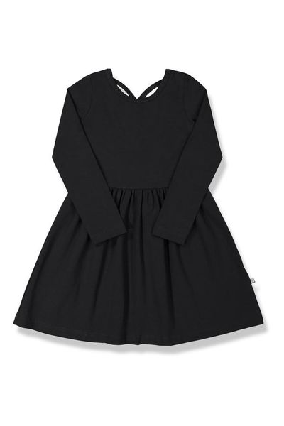 Kaiko Cross Dress LS Black