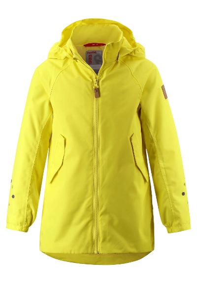 Reima SS20 Jacket Galtby Lemon Yellow