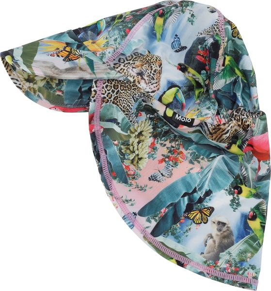 Molo Kids AW19 Nando Wild Amazon Sunhat