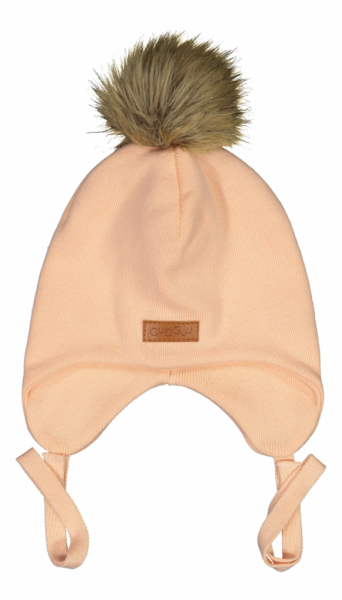 Gugguu AW19 Furry Baby Beanie Soft Cloud