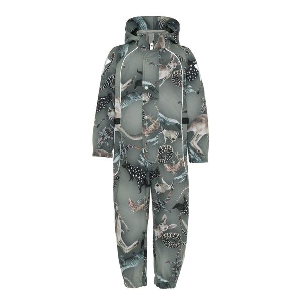 Molo Kids SS20 Polly Camo Bush Animals