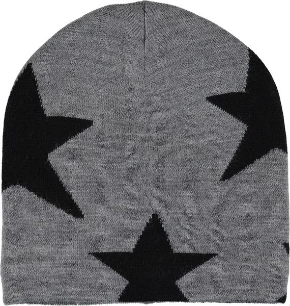 Molo Colder Hat Grey Melange