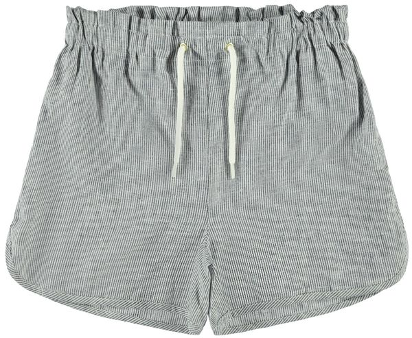 Lil`Atelier Gyrit Shorts Bright White
