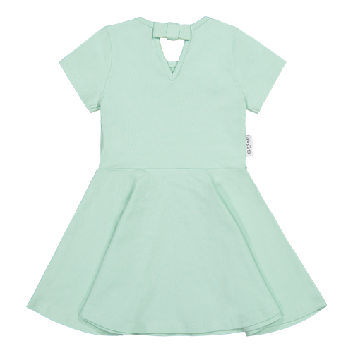 Gugguu SS20 Wow T-Shirt Dress Peppermint