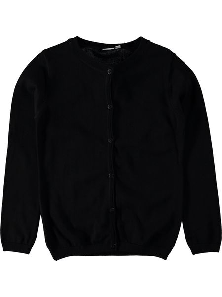 Name It Nitvaminica Ls Knit Card F Nmt Noos Black