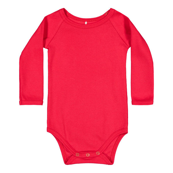 Metsola Rib Body, Red