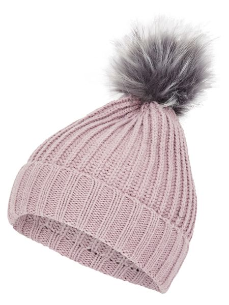 Name It Nmfmix Knit Hat Elderberry