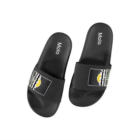 Molo Kids Zhappy Sandaalit, Black