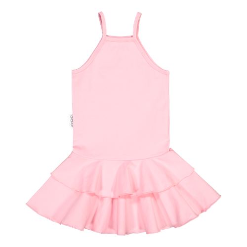 Gugguu SS20 Spaget Dress Bubble Gum