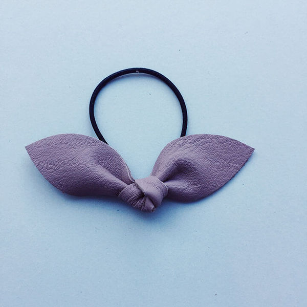 FMAM Hairband Lilac Grey