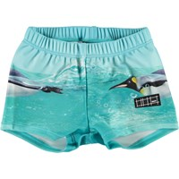 Molo Kids SS20 Nansen The Penguin Swim Shorts