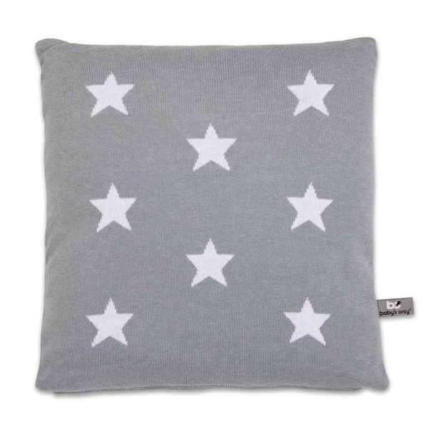 Baby's Only Pillow Grey-White 40x40cm