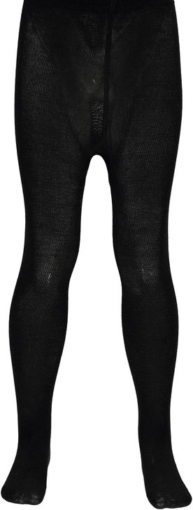 Name It NMMWAK Wool Pantyhose Solid XIX Black
