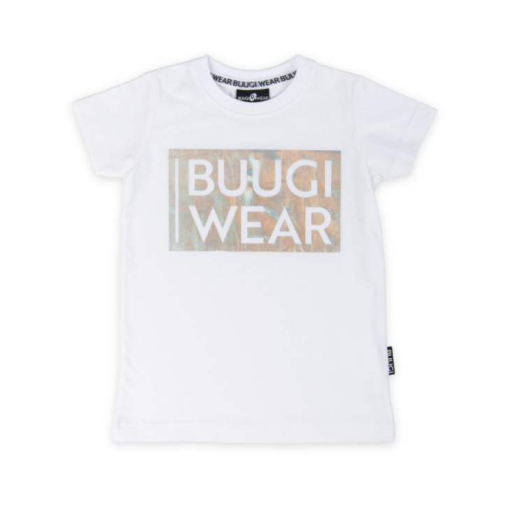 Buugi Wear T-Shirt White