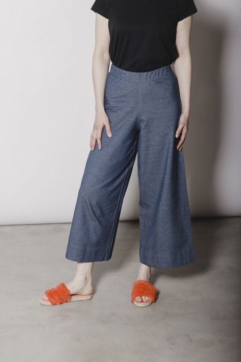 Aarre Woman Alex Culottes Denim