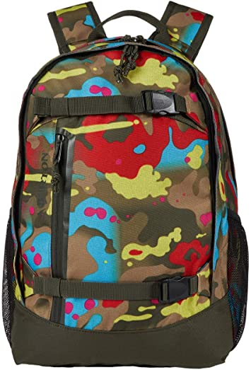 Burton AW20 Kid's Day Hiker 20 L Backpack Dynasty Green Reppu