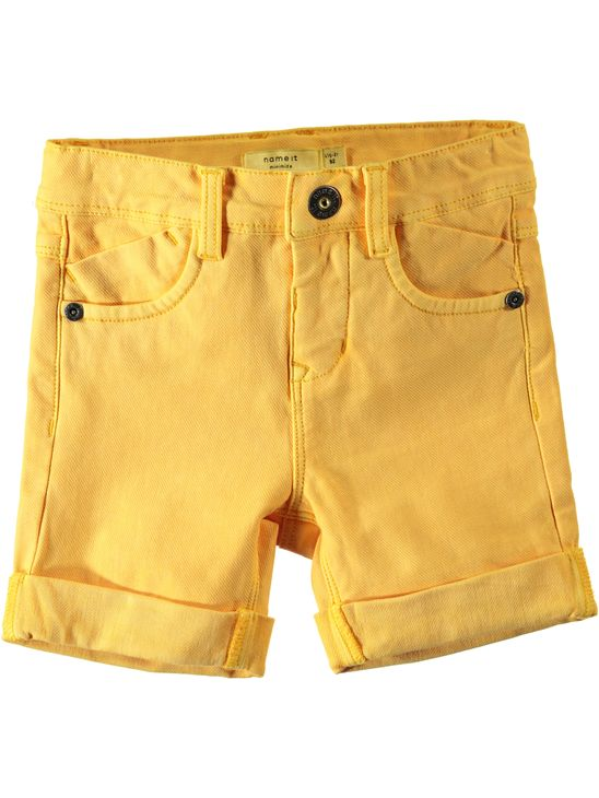 Name It Nitjon Slim Twi Long Shorts Mz (80-104)
