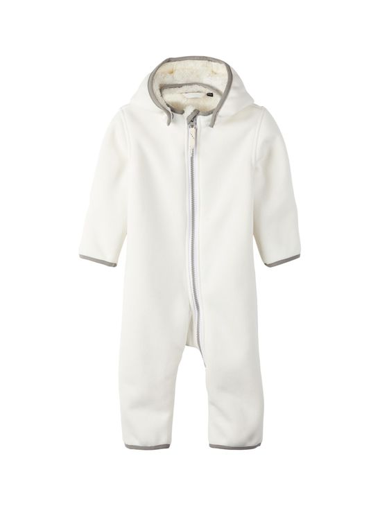Name It Nbnmada Softshell Suit Snow White