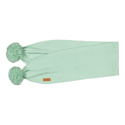 Gugguu SS19 Scarf With Tufts Green Vine OS