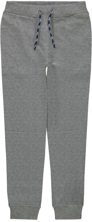 Name It Nmmvoltano Swe Pant Bru Grey Melange