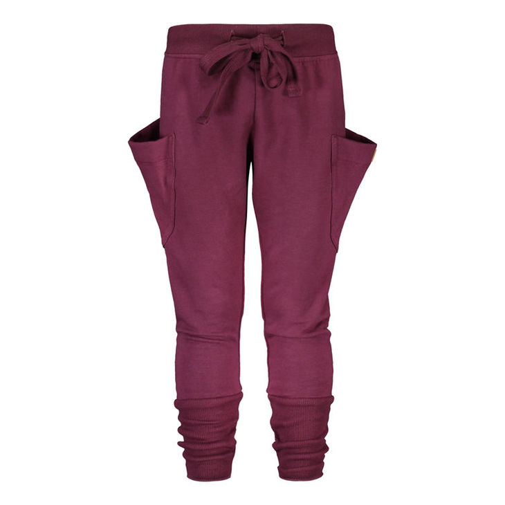 Metsola AW18 College Pants Amaranth