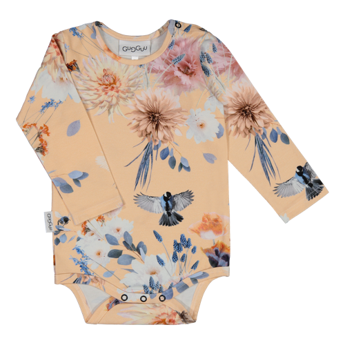 Gugguu SS19 Print Body Tropical Garden