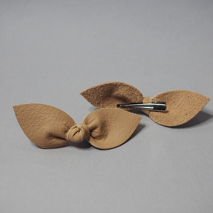 FMAM Hairclip Light Brown