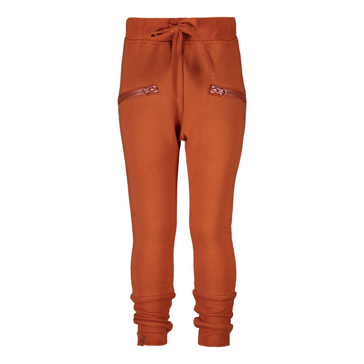 Metsola AW19 Zipper Pants Roasted Pecan