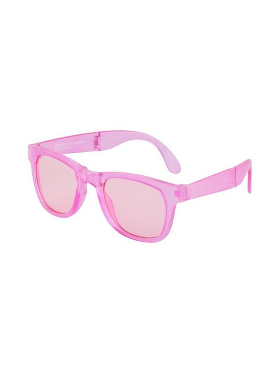 Name It Nkfdinsunglasses W. Rack Sugar Plum