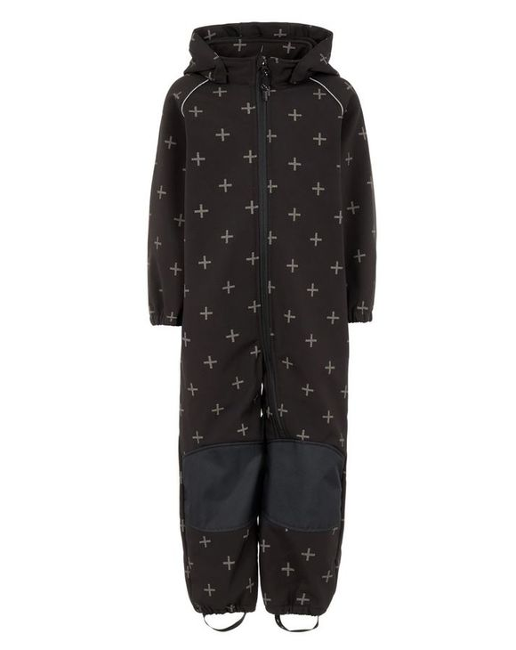 Name It Nmmalfa Suit Reflective Black