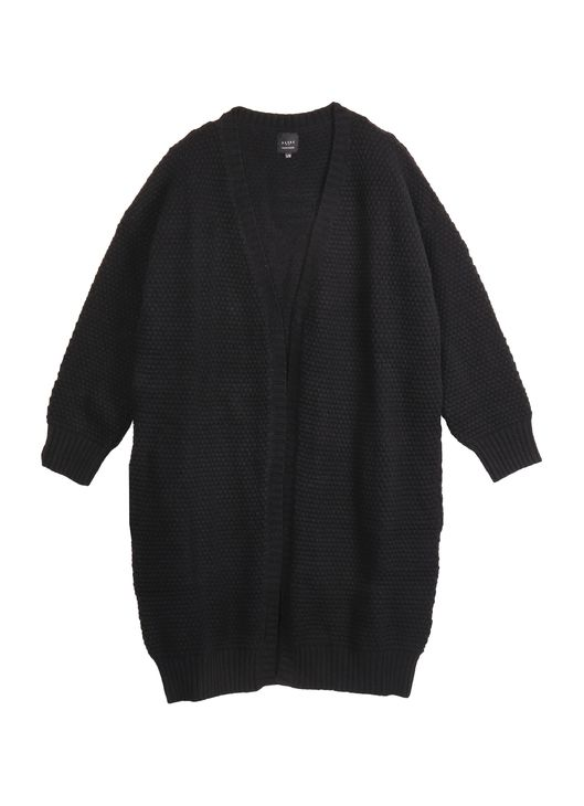Aarrekid Woman Alma Wool Cardigan Black
