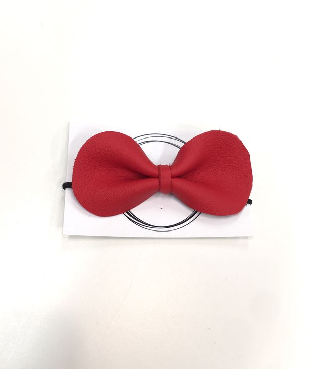 FMAM Mice Mice Hairband Red
