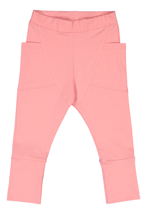Gugguu Aw18 Unisex Pants Soft Coral