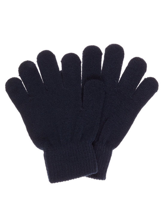 Name It Nnmagic Gloves - Neulesormikkaat - Sky Captain