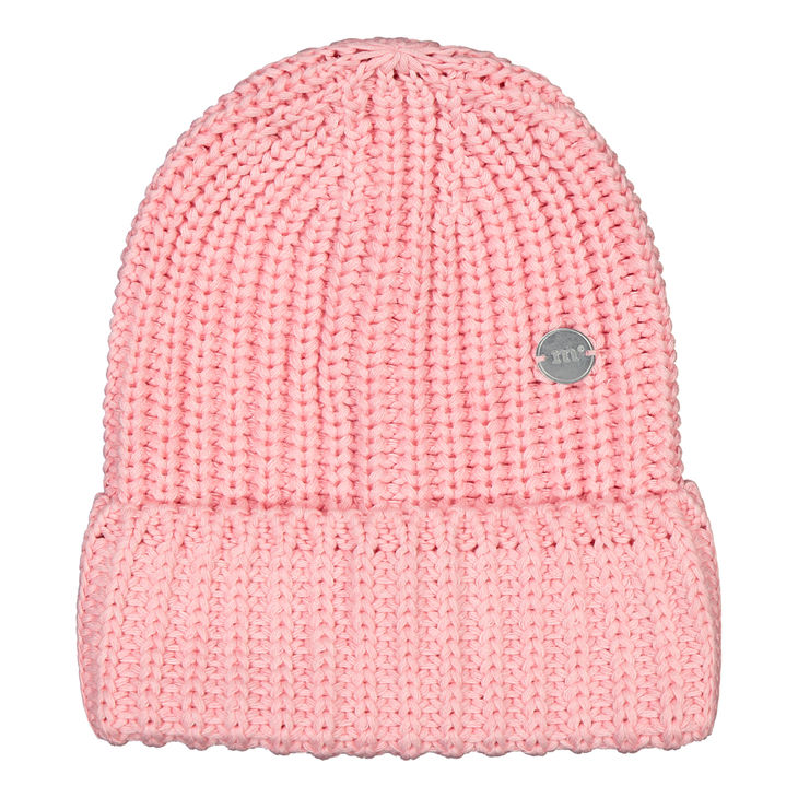 Metsola SS20 Cotton Knitted Jumbo Beanie Marshamallow