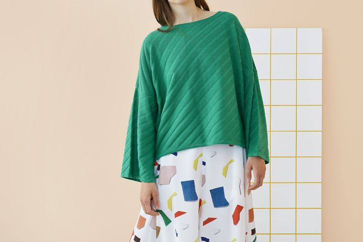 Papu SS20 Pullover Adult Loud Green