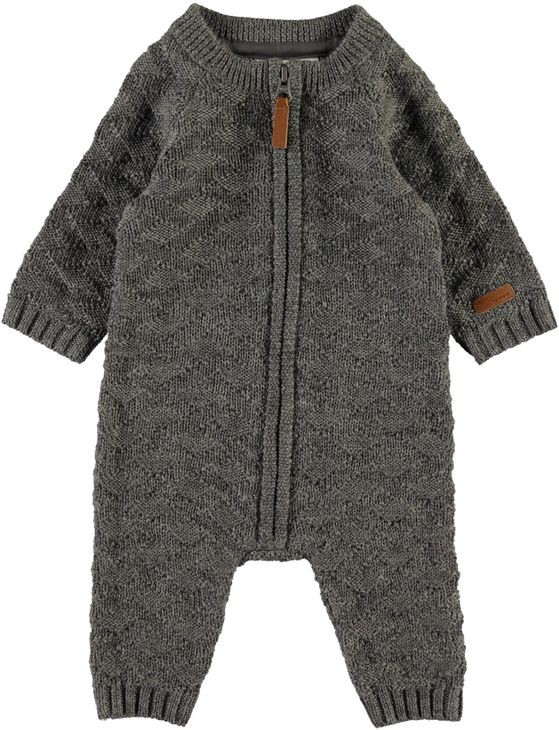 Nbmwrilla Wool LS Knit Suit Noos