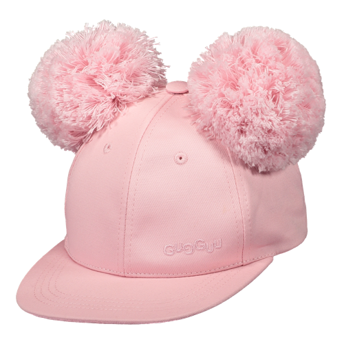 Gugguu SS19 Double Tuft Cap Orchid