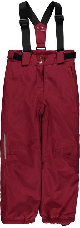 Name It Nkfsnow10 Pant 1Fo Biking Red