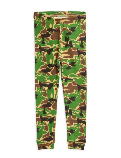 Mini Rodini AW19 Camo Leggings