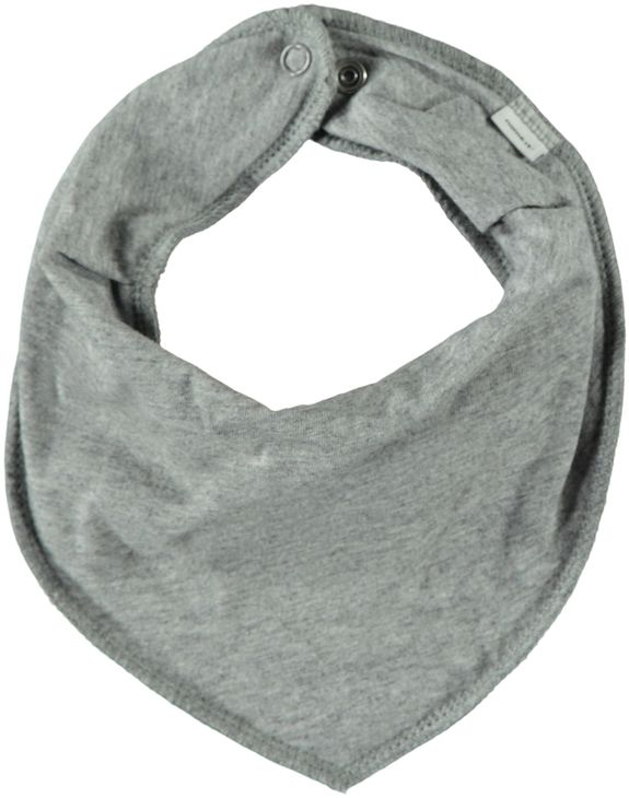 Name It Nbnsolid Scarf Rib Grey Melange