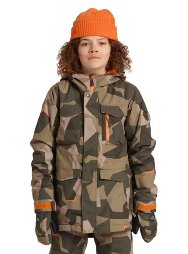 Burton AW19 Covert JK Three Crowns Camo