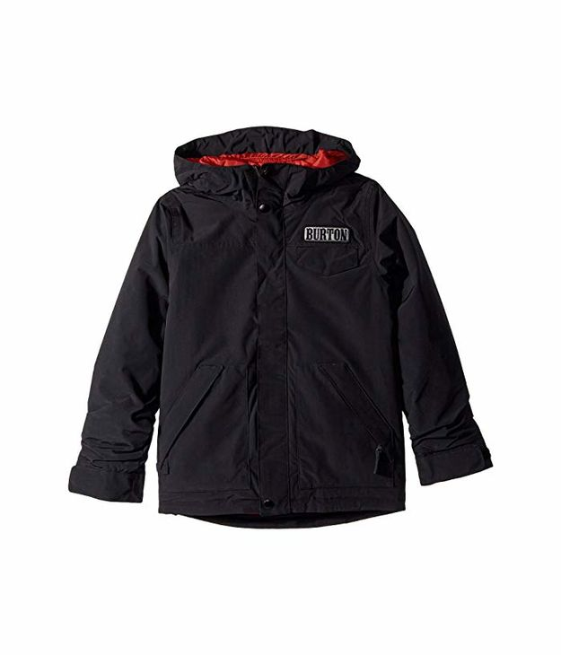 Burton AW19 Dugout Jacket True Black